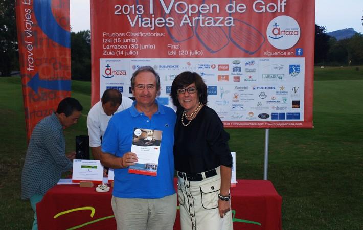 Golf, sonorización de eventos, Vitoria